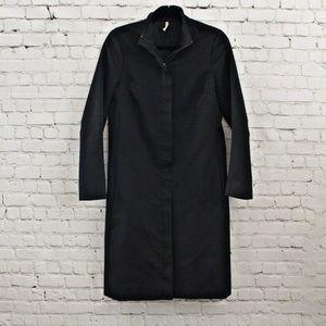 Sale. Katayone Adeli black coat size 6